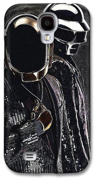 Daft Punk Galaxy S4 Case