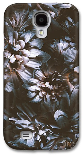 Dahlia Abstraction Galaxy S4 Case by Jorgo Photography - Wall Art Gallery