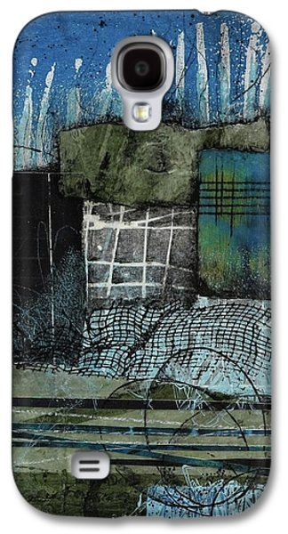 Daily Commitment Galaxy S4 Case by Laura Lein-Svencner