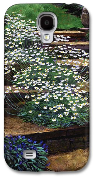 Dainty Daisies Galaxy S4 Case by David Lloyd Glover