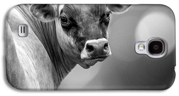 Dairy Cow Elsie Galaxy S4 Case