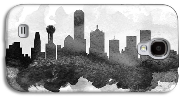 Dallas Cityscape 11 Galaxy S4 Case