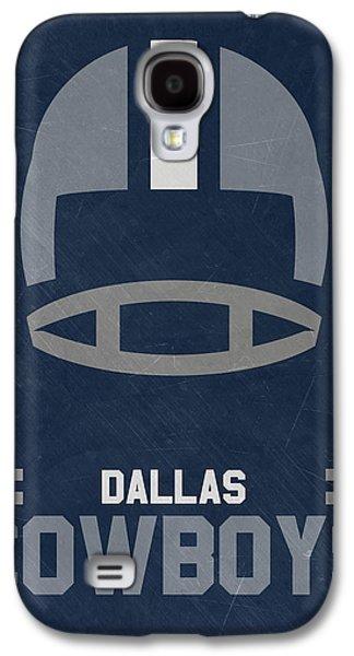Dallas Cowboys Vintage Art Galaxy S4 Case