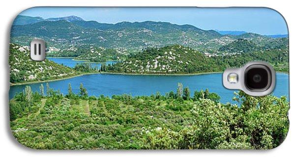 Dalmatian Coast Panorama, Dalmatia, Croatia Galaxy S4 Case
