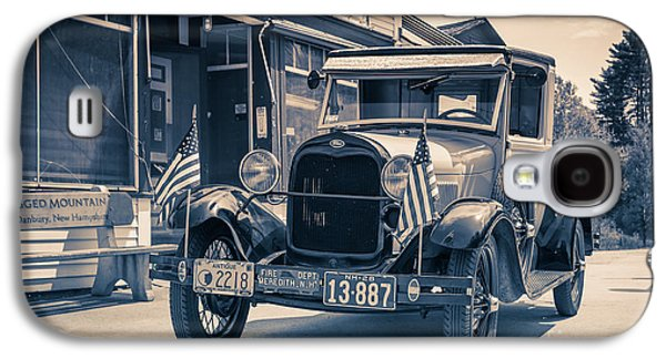 Danbury Country Store Ford Pickup Galaxy S4 Case