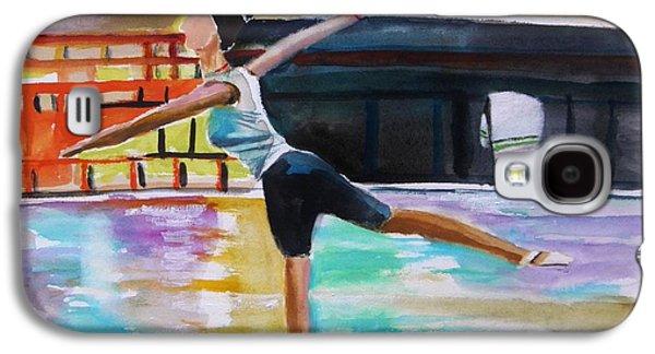 Dance Class Galaxy S4 Case by John  Williams
