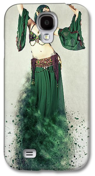 Dance Of The Belly Galaxy S4 Case by Nichola Denny