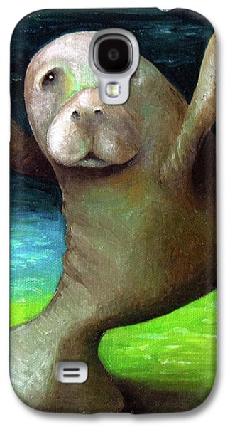 Dance Of The Manatee Galaxy S4 Case