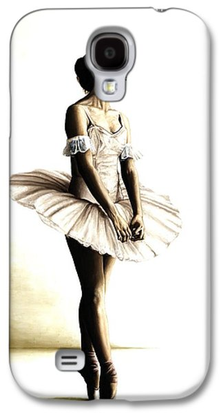 Dancer At Peace Galaxy S4 Case by Richard Young