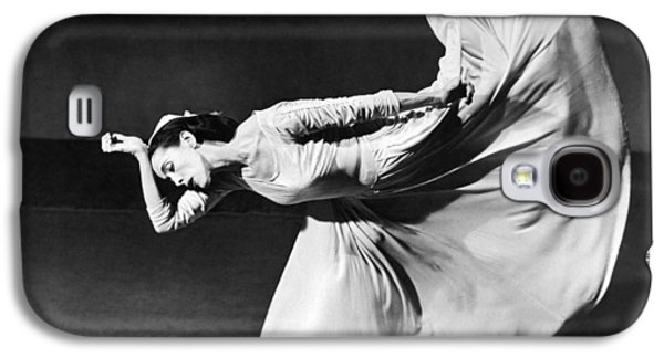 Dancer Martha Graham Galaxy S4 Case by Underwood Archives