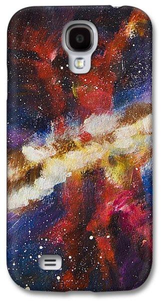 Dancers Of The Nebula Galaxy S4 Case