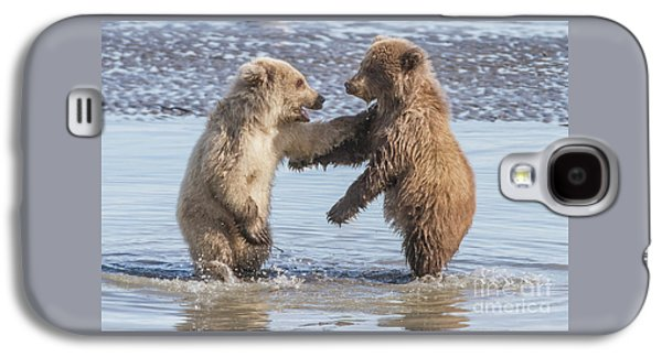 Dancing Bears Galaxy S4 Case