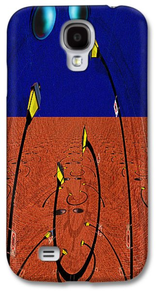 Dancing In The Street Galaxy S4 Case