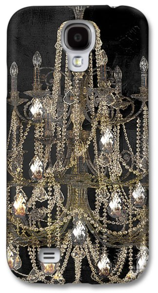Lit Chandelier Galaxy S4 Case by Mindy Sommers