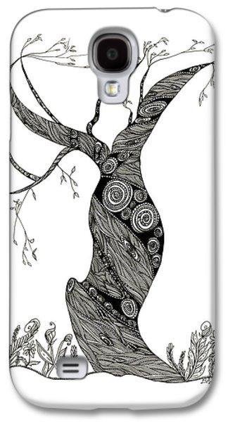 Dancing Tree Galaxy S4 Case