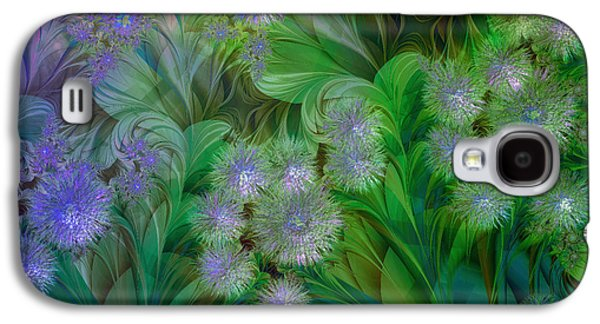 Dandelion Nap Galaxy S4 Case by Mindy Sommers