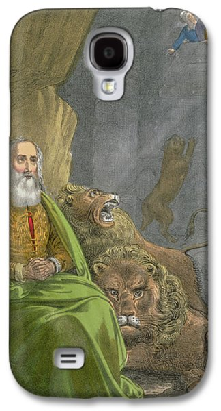 Dungeon Galaxy S4 Case - Daniel In The Lions' Den by Siegfried Detler Bendixen
