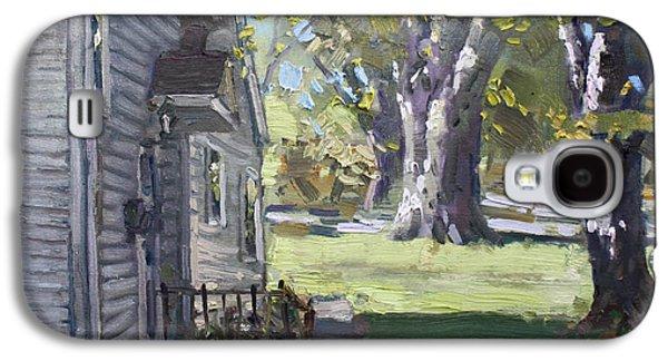 Daniel's House In Bloomington Mn Galaxy S4 Case by Ylli Haruni