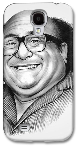 Train Galaxy S4 Case - Danny Devito by Greg Joens