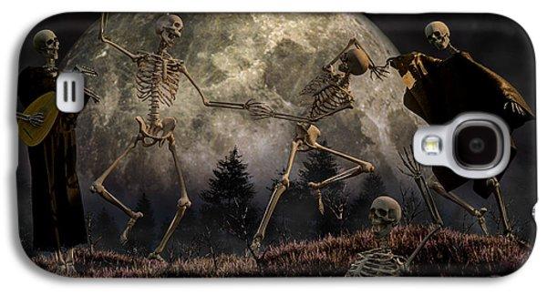 Danse Macabre Galaxy S4 Case