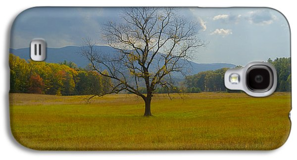 Dare To Stand Alone Galaxy S4 Case by Michael Peychich