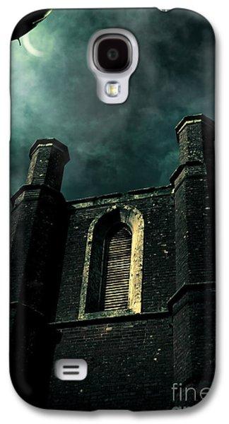 Dark Castle Galaxy S4 Case by Jorgo Photography - Wall Art Gallery