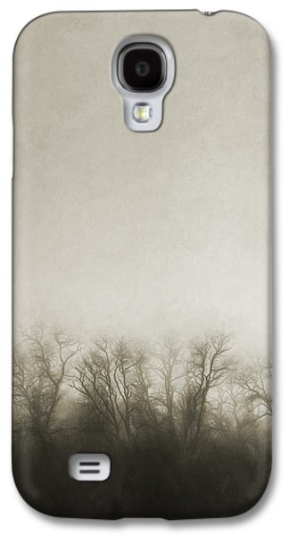 Dark Foggy Wood Galaxy S4 Case by Scott Norris