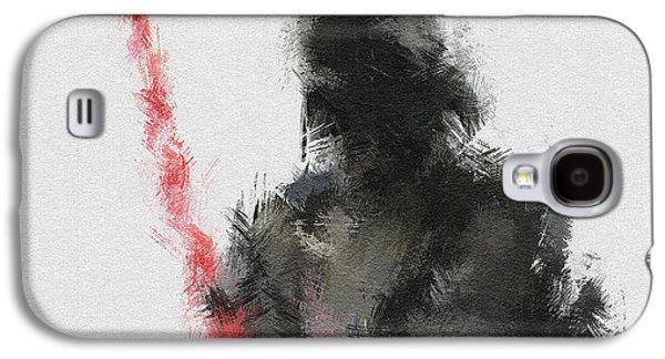 Dark Lord Galaxy S4 Case by Miranda Sether