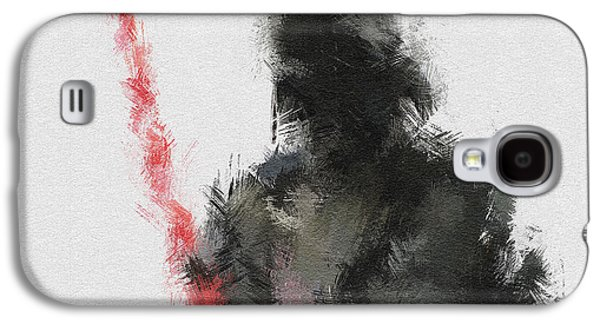 Dark Lord Galaxy S4 Case by Miranda Sether