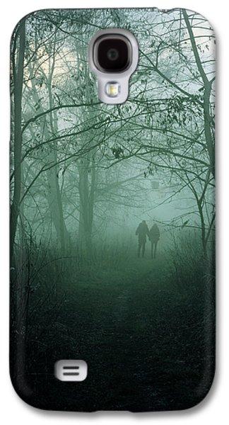Dark Paths Galaxy S4 Case by Cambion Art