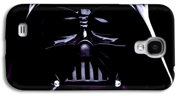 Dark Side Galaxy S4 Case by George Pedro