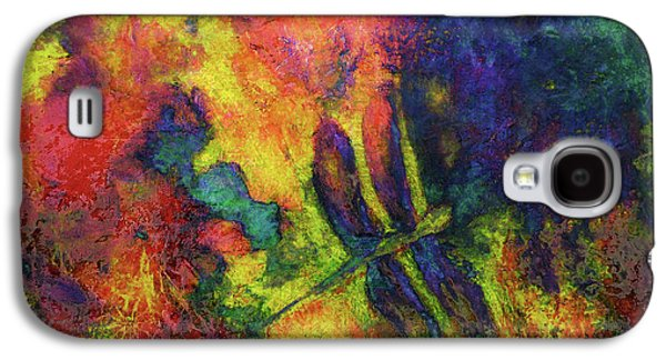 Darling Darker Dragonfly Galaxy S4 Case by Claire Bull