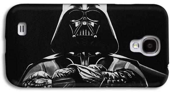 Darth Vader Galaxy S4 Case by Don Medina
