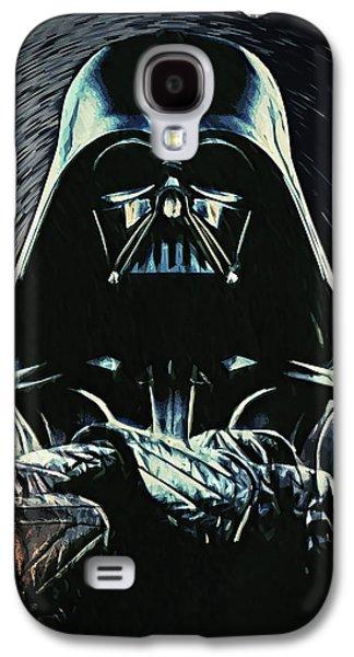Darth Vader Galaxy S4 Case by Taylan Apukovska