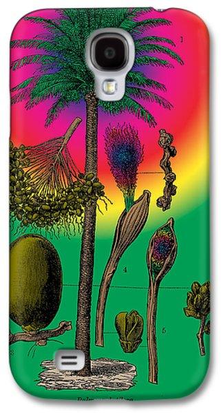 Date Palm Galaxy S4 Case by Eric Edelman