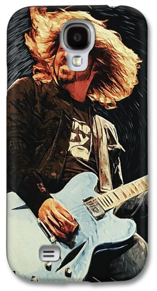 Dave Grohl Galaxy S4 Case
