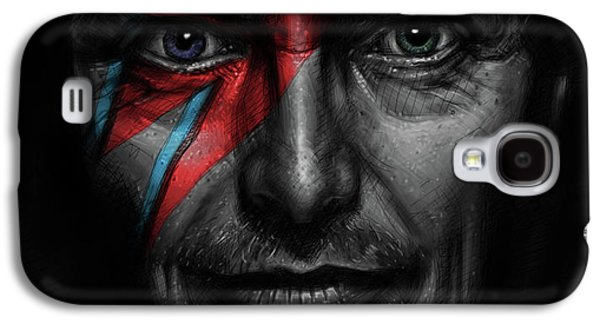 David Bowie Galaxy S4 Case by Andre Koekemoer