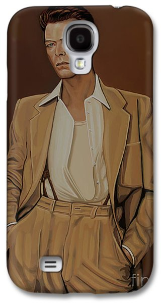 David Bowie Four Ever Galaxy S4 Case