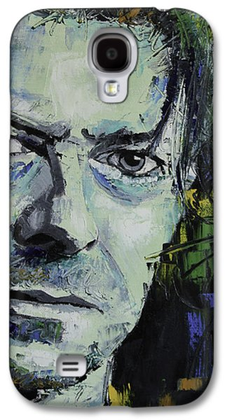 David Bowie Galaxy S4 Case