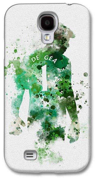 David De Gea Galaxy S4 Case by Rebecca Jenkins
