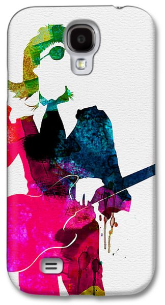 David Watercolor Galaxy S4 Case