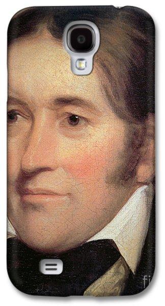 Davy Crockett  Galaxy S4 Case by John Neagle