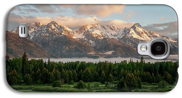 Dawn At Grand Teton National Park Galaxy S4 Case