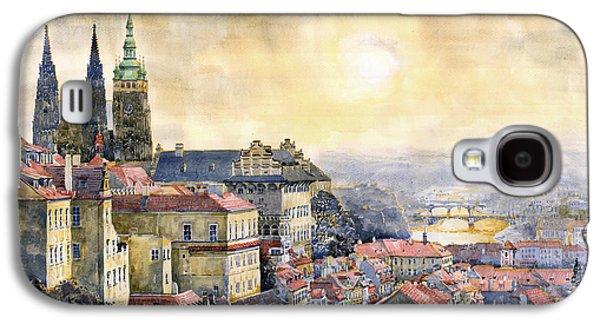 Dawn Of Prague Galaxy S4 Case