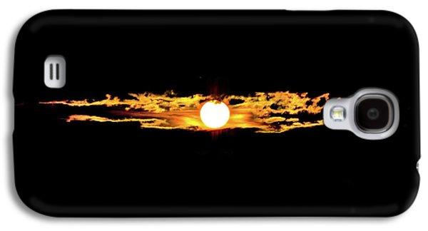 Dawn Of The Golden Age Galaxy S4 Case by Az Jackson