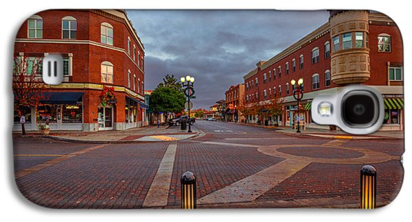 Dawn On Park Street Galaxy S4 Case