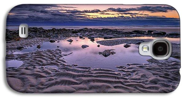 Dawn On Wells Beach Galaxy S4 Case by Rick Berk