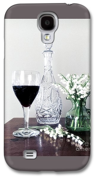 Days Of Wine And Lilies Galaxy S4 Case by Luther Fine Art