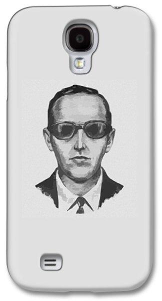 Db Cooper Galaxy S4 Case