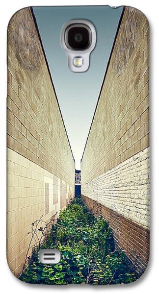 Minimalist Galaxy S4 Case - Dead End Alley by Scott Norris